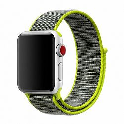Apple Watch Nylon 38/40mm szíj, Green