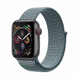 Apple Watch Nylon 38/40mm szíj, Slate