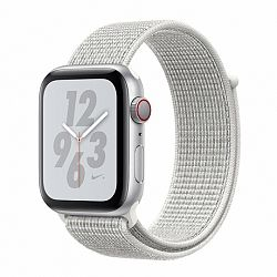 Apple Watch Nylon 38/40mm szíj, White