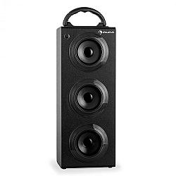 Auna Beachboy XXL Bluetooth hangfal, fekete, USB, SD, AUX, FM
