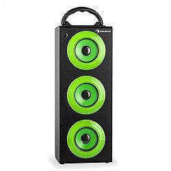 Auna Beachboy XXL Bluetooth hangfal, zöld, USB, SD, AUX, FM