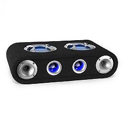"""Auna Beatgust X65 passzív autó hangszóró, 2 x 16,5cm (6,5""""), 300W, LED"""