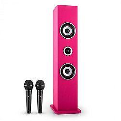 Auna Karaboom, bluetooth hangfal, rózsaszín