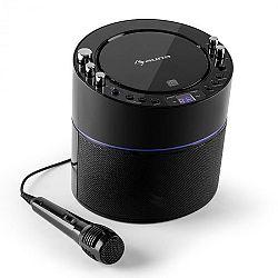 Auna KS-1 Starlet karaoke rendszer, fekete