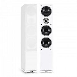 Auna Linie-600-WH, 140 W, passzív hangfalpár, fehér