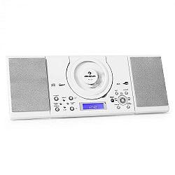 Auna MC-120 sztereó készülék, MP3/CD lejátszó, USB, fehér