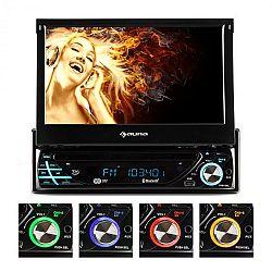"Auna MVD-220 autórádió,DVD,CD,MP3,USB,SD,AUX,7"",bluetooth"