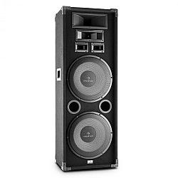 "Auna PA-2200, fullrange PA hangfal, 2x12"" basszus hangfal"