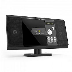 Auna Sztereó berendezés MCD-82, DVD-lejátszó, USB, SD, MPEG