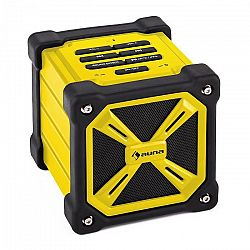 Auna TRK-861, bluetooth hangfal, elem, sárga