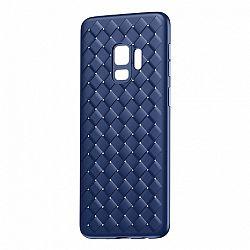 Baseus BV Weaving szilikon tok Samsung Galaxy S9, kék