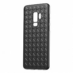 Baseus BV Weaving szilikon tok Samsung Galaxy S9 Plus, fekete