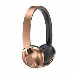 Baseus Encok D01  összecsukható bluetooth fülhallgató, arany (NGD01-17)