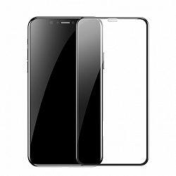 Baseus Full Coverage 3D kijelzővédő üvegfólia  XS Max, fekete (SGAPIPH65-KC01)