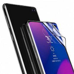 Baseus Full-screen 3D kijelzővédő fólia Samsung Galaxy S10, fekete