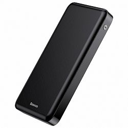 Baseus M36 Wireless Charger Power Bank Qi, 10000 mAh, fekete (PPALL-M3601)