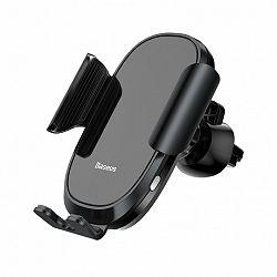 Baseus Mount Gravity autós tartó ventilációs rácsba, fekete (SUGENT-ZN01)