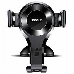 Baseus Osculum autós tartó szélvédőre, fekete (SUYL-XP01)