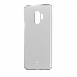 Baseus Wing Ultra Thin szilikon tok Samsung Galaxy S9, átlátszó