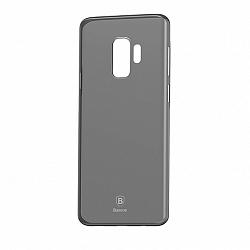 Baseus Wing Ultra Thin szilikon tok Samsung Galaxy S9, Szürke