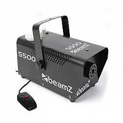 Beamz Kompakt Füstgép BeamZ - Füstfolyadékkal - 400 Watt
