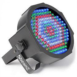 Beamz LED FlatPAR 154,RGBW,LED reflektor,IV távirányító