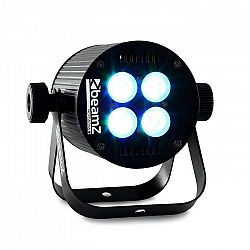 Beamz LED PAR fényhatás, 4 x 8 W RGB LED, DMX