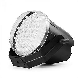 Beamz LED Strobe, fehér, LED stroboszkóp hatás