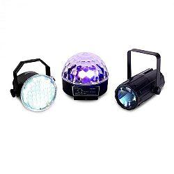 Beamz Light Package 1, világítószett, 3 részes
