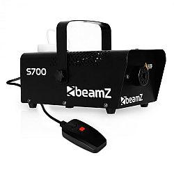 Beamz S700, 500 ml köd folyadék, 75 m3/perc, ködgép