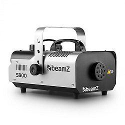 Beamz S900 füstgép, 70 m3, 800 W távirányítóval