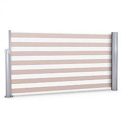 Blumfeldt Bari 316, krémszínű-fehér, 300x160 cm, oldalnapellenző, oldalroló, alumínium
