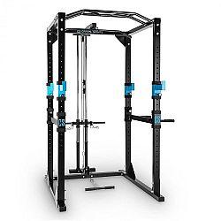 Capital Sports Tremendour Plus Power Rack acél állvány otthoni edzéshez, hátlehúzócsiga