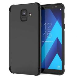 Caseflex Alpha TPU szilikon tok Samsung Galaxy A6, fekete