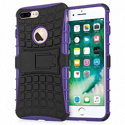 Caseflex műanyag tok Kickstand Combo iPhone 7/8 Plus Lila