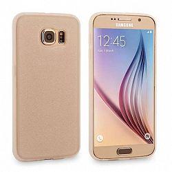 Caseflex szilikon tok Flash Soft Samsung Galaxy S6 Ezüst