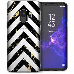 Caseflex szilikon tok Marble Arrows Samsung Galaxy S9