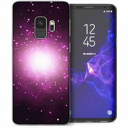 Caseflex szilikon tok Space Shining Light Samsung Galaxy S9