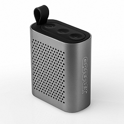 Caseflex Wireless Mini Bluetooth hangfal - Gunmetal