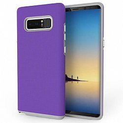 Centopi műanyag tok Textured Hybrid Samsung Galaxy Note 8 Lila