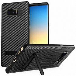 Centopi műanyag tok Ultra Thin Slim Carbon Samsung Galaxy Note 8 Fekete