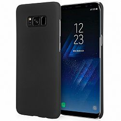Centopi szilikon tok Hard Hybrid Samsung Galaxy S8 Plus Fekete