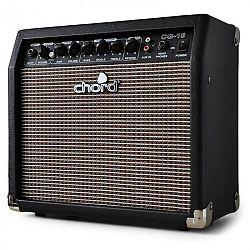 Chord CG-15 elektromos gitár-erősítő, 20 cm, overdrive