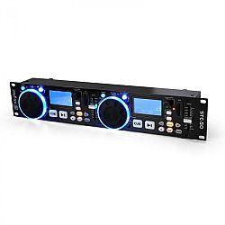 DJ MP3 lejátszó Skytec STC 50, 2 deck, USB és SD portok
