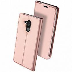 DUX DUCIS Skin Pro bőrtok Huawei Mate 20 Lite, rózsaszín