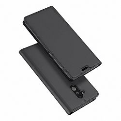 DUX DUCIS Skin Pro bőrtok Huawei Mate 20 Lite, szürke