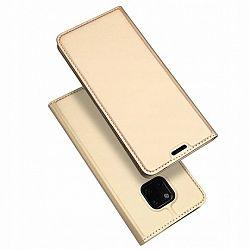 DUX DUCIS Skin Pro bőrtok Huawei Mate 20 Pro, arany