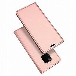 DUX DUCIS Skin Pro bőrtok Huawei Mate 20 Pro, rózsaszín