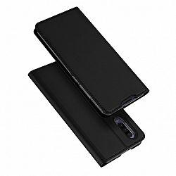DUX DUCIS Skin Pro bőrtok Huawei P30, fekete