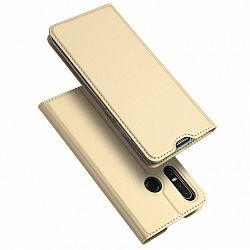 DUX DUCIS Skin Pro bőrtok Huawei P30 Lite, arany